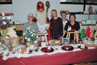 Negende editie van streekproductenkerstmarkt in zaal Bergendal Waanrode