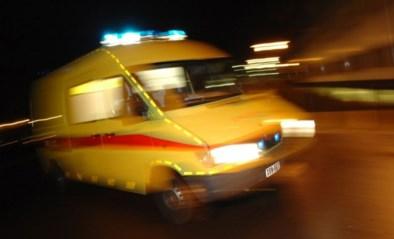 Drie gewonden bij brand in Sint-Pieters-Woluwe