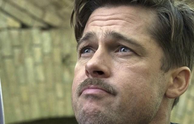 Huilen? Daar doet Brad Pitt al twintig jaar niet aan mee
