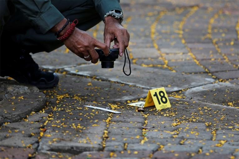 Twee soldaten gewond door granaatexplosie in Jakarta