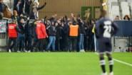 Bordeaux-bestuur zwicht voor woedende fans na veldbestorming