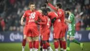Charleroi kruipt in het slot voorbij Gent, ook  Standard, Zulte Waregem en Kortrijk stoten in Croky Cup door naar de kwartfinales