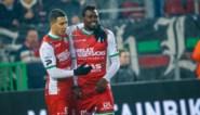 Zulte Waregem op een drafje naar kwartfinales na vroege rode kaart van STVV