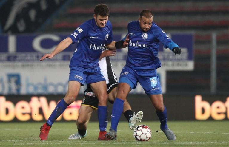 Sprookje blijft duren in Charleroi: Carolo's kloppen nu ook AA Gent in de beker en staan in de kwartfinale