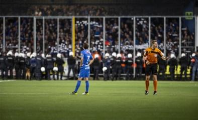 """Gestaakte derby STVV- Racing Genk wordt niet opnieuw gespeeld: """"Bondsreglement niet nageleefd, maar feiten zijn heel ernstig"""""""