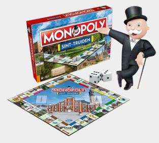 Kasteel van Ordingen te koop met Monopoly-geld
