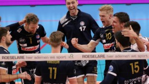Roeselare wint vlot in Champions League volleybal