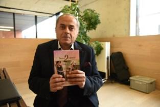 """Blinde Syriër Housam heeft tweede boek klaar: """"Zowel over Syrië als over Ros Beiaard"""""""