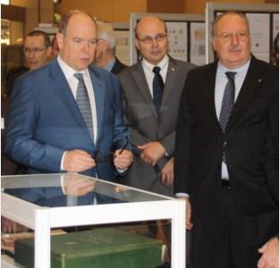Filatelist Paul Wijnants organiseert prestigieuze tentoonstelling in Monaco
