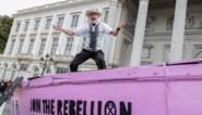 Extinction Rebellion plant nieuwe actie op Brusselse Grote Markt
