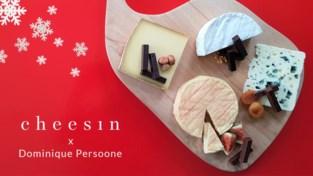 Cheesin en Dominique Persoone lanceren kaas- en chocoladebox