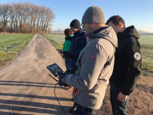 Opnieuw grote zoekactie met drone naar vermiste man (67)