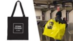 Je hebt oversized tassen… en dan kom je dit tegen in New York