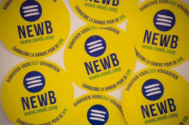 Nieuwe bank NewB rondt de beoogde kaap van 35 miljoen euro