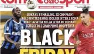 """Ophef rond voorpagina Italiaanse krant, Romelu Lukaku heeft het laatste woord: """"Domste krantenkop die ik in mijn leven al gezien heb"""""""