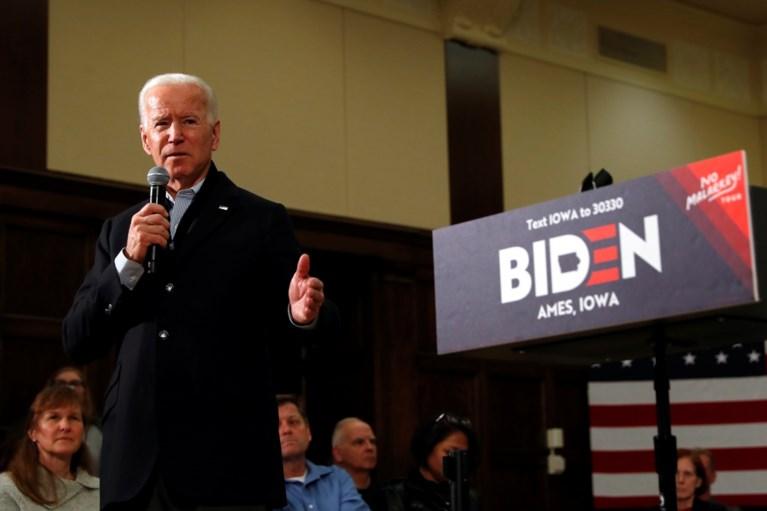 Nu ook uitgelachen in eigen land: presidentskandidaat Joe Biden zet met geroddel van andere wereldleiders aanval in op Donald Trump