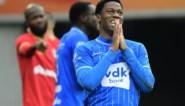 Jonathan David verlaat AA Gent in allerijl na overlijden moeder