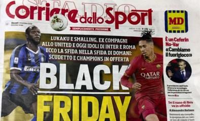 AC Milan en AS Roma bannen Italiaanse krant Corriere dello Sport