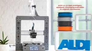 Aldi verkoopt 3D-printer voor 299 euro: een goeie deal? En kan je er zelf zo makkelijk mee aan de slag?