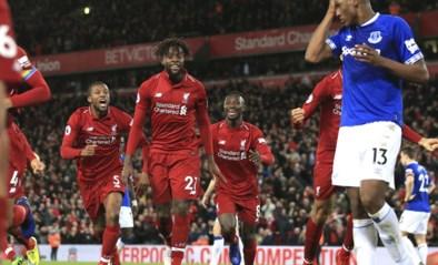 """Liverpool-speler James Milner lacht met 'planeet-Origi': """"Volgens mij had hij niet in de gaten dat hij de winnende goal gemaakt had"""""""