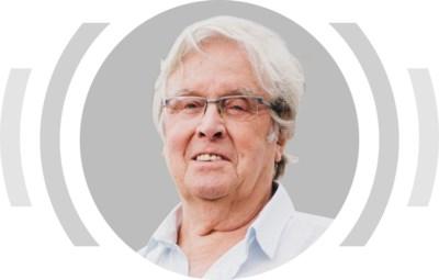 """""""Bij de verkiezing van Miss Schiermonnikoog zat Godfried Bomans in de jury. Lachen geblazen!"""""""