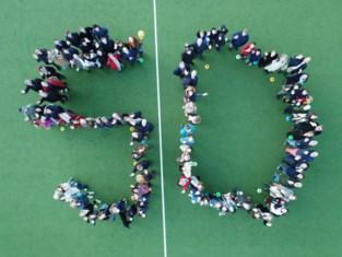 Hockey- en tennisclub ISCA/Oranje viert halve eeuw gul