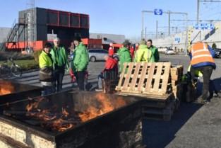 Vakbonden AB InBev weigerenblokkades brouwerijen op te heffen
