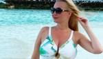 Lesley-Ann springt in bikini, Tatyana 'zingt' in douche