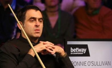 Titelverdediger Ronnie O'Sullivan uitgeschakeld op UK Championship snooker