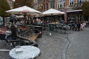 Oude Markt in Leuven verboden terrein voor vijf herrieschoppers