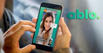 Bij ons vrij onbekend, maar Vlaamse Ablo is de beste app ter wereld