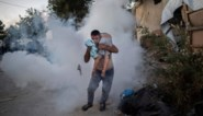 Moeder van drie kinderen komt om bij brand in vluchtelingenkamp op Lesbos