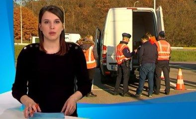 VIDEO. Twintig bestuurders lopen tegen de lamp tijdens controleactie in Bekkevoort