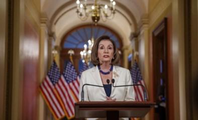 Democraten zetten door: Pelosi vraagt om akte van beschuldiging tegen president Trump