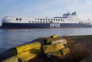 Reus met bijna 7 kilometer laadruimte pendelt elke week tussen Gent en Göteborg