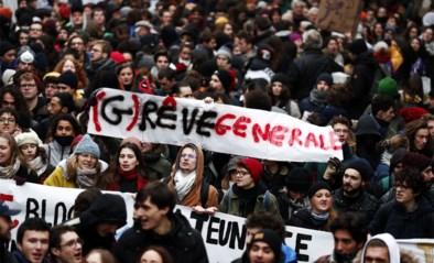 Valt Frankrijk opnieuw weken stil? Fransen komen massaal op straat voor pensioenen, maar Macron lijkt het zich niet aan te trekken