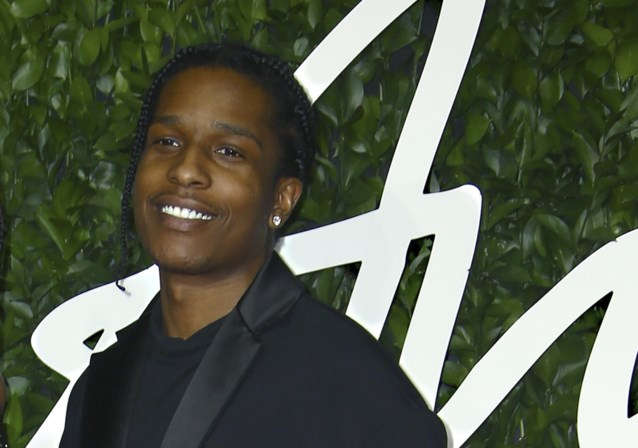 A$AP Rocky mag niet optreden in Zweedse gevangenis