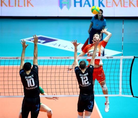 Fantastische comeback van Maaseik in Ankara