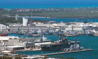 Drie doden bij schietpartij op Amerikaanse legerbasis Pearl Harbor in Hawaï