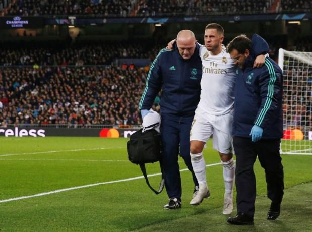 Roberto Martinez suggereerde iets anders, maar Eden Hazard antwoordde wel degelijk op berichtje Thomas Meunier na blessure