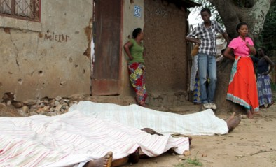 Zeker 38 doden bij grondverschuivingen in Burundi