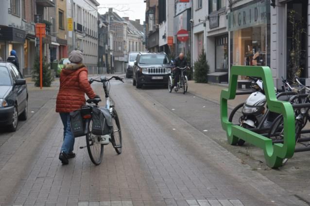 Kwart van centrum wordt fietsstraat