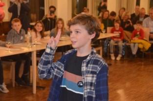 FOTO. Otto Maes is de nieuwe kinderburgemeester