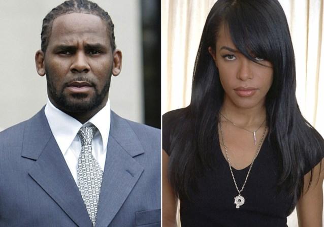 R. Kelly opnieuw onder vuur: kocht Amerikaanse zanger ambtenaar om zodat hij met 15-jarige Aaliyah kon trouwen?