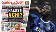 """Italiaanse sportkrant veroordeelt """"lynchpartij"""" na voorpagina met Romelu Lukaku: """"Zijn wij racisten?"""""""