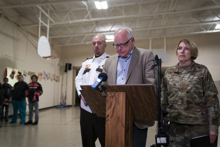 Drie soldaten omgekomen bij helikopterongeval in Minnesota