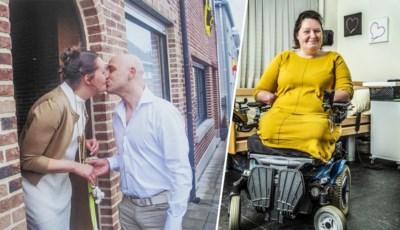 """Tara (34) verloor haar armen en benen: """"Ik wil niet klagen. Ik wil mijn kinderen zien lachen"""""""
