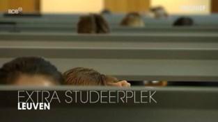 VIDEO. KU Leuven voorziet extra studeerplaatsen voor blokkende studenten