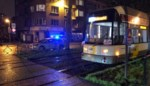 Jogger in levensgevaar na aanrijding door tram in Antwerpen