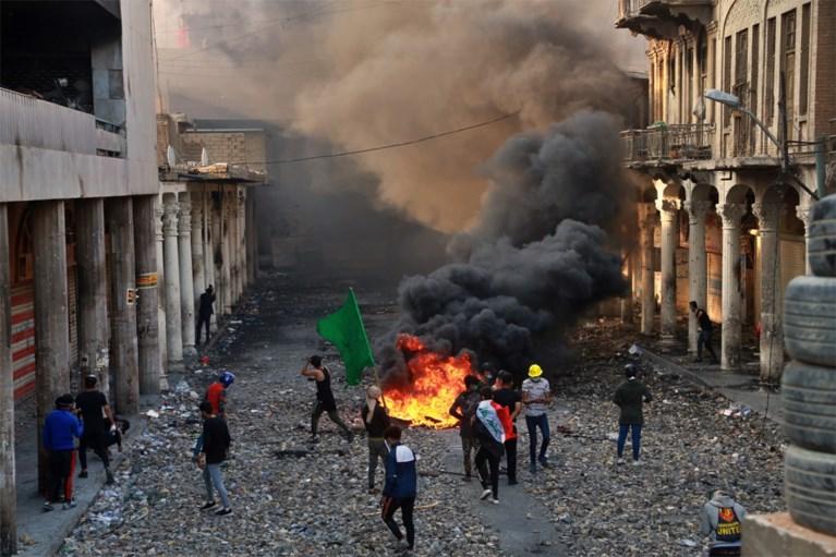 Bijna 500 doden bij antiregeringsprotesten in Irak